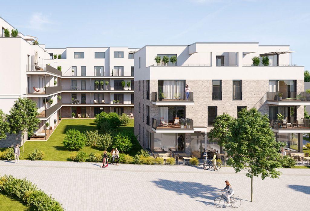 Wohnen in Bayreuths Quartier mit maximaler Lebensqualitaet
