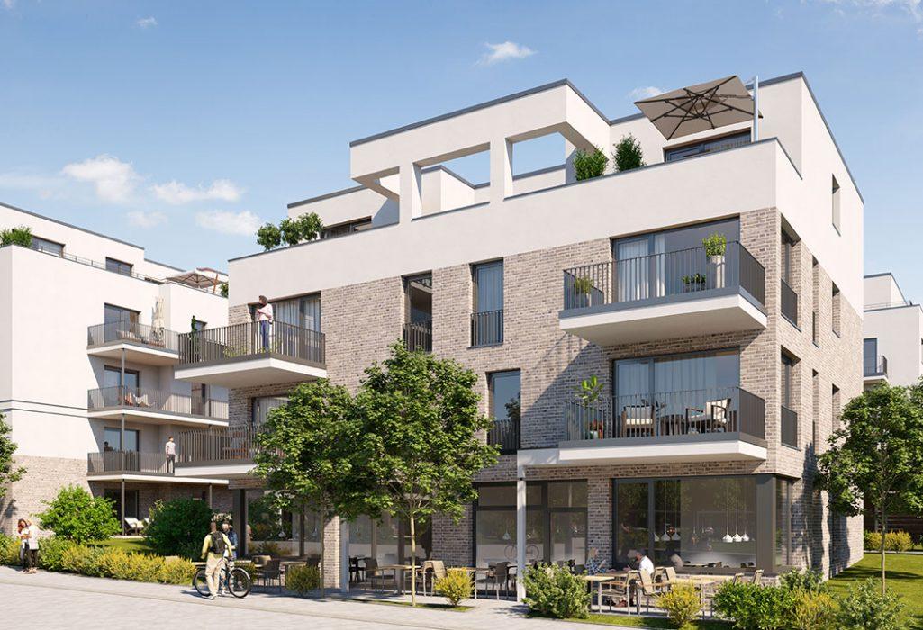 Wohnen mit maximalem Komfort in Bayreuths Stadtquartier