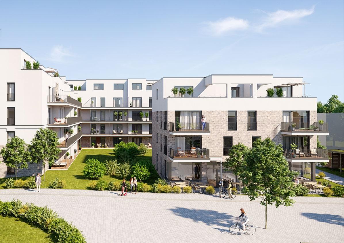 hugo49 | Wohnungen in Bayreuth | Wohnen