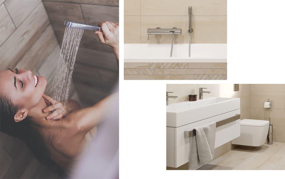 hugo49 | Wohnungen in Bayreuth | Bad mit hochwertiger Ausstattung