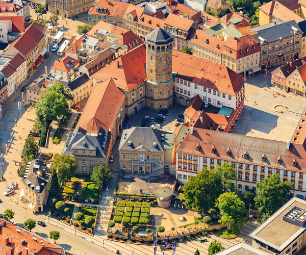 hugo49 | Leben in Bayreuth | Hauptstadt Oberfrankens | Innenstadt