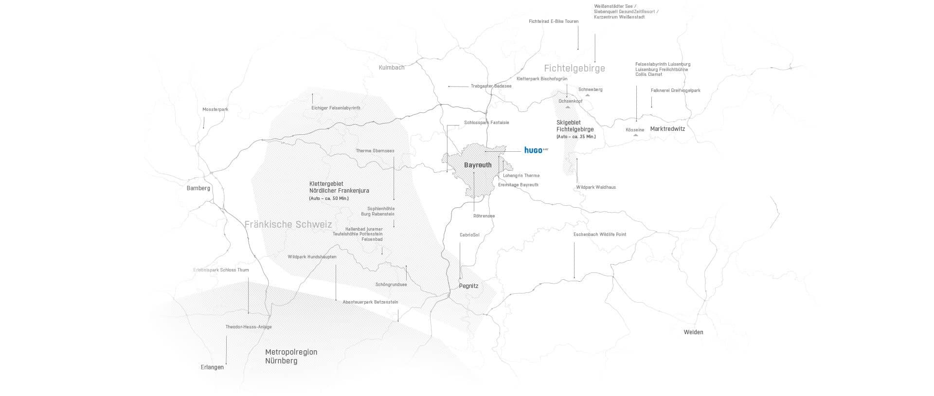 hugo49 | Immobilien in Bayreuth | Metropolregion Nürnberg | gute Lage und Infrastruktur