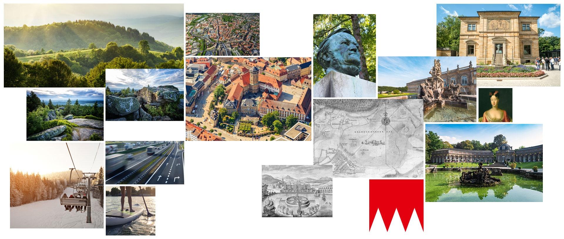 hugo49 | Immobilien in Bayreuth | Kultur und Natur