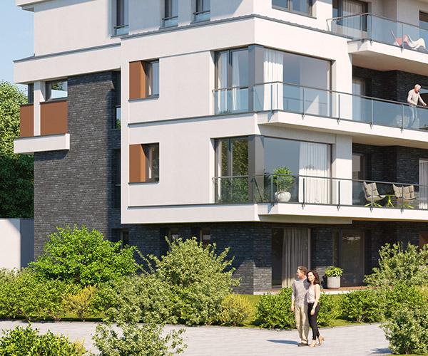 hugo49 | Wohnen in Bayreuth | Architektur mit Klinker