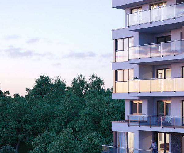 hugo49 | Wohnungen in Bayreuth | moderne Architektur