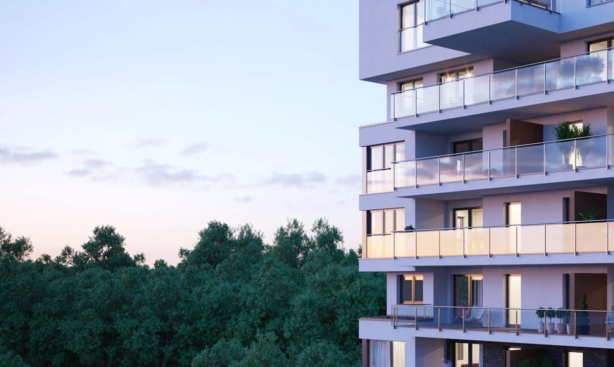 hugo49 | Individuelle Wohnungen in Bayreuth | Haus 1