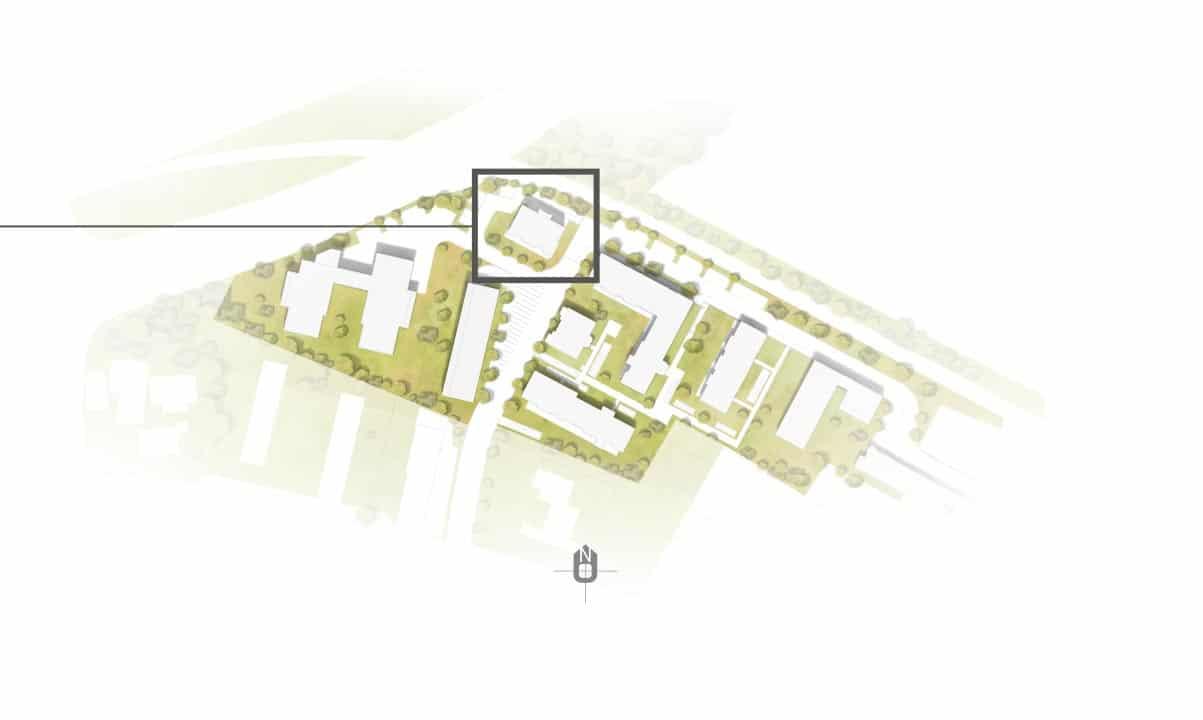 hugo49 | Leben in Bayreuth | Haus 1 im Stadtquartier