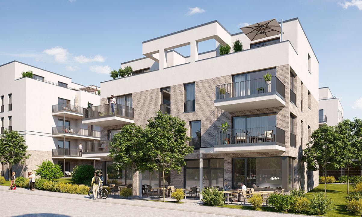 hugo49 | Leben in Bayreuth | Plaza und Immobilie