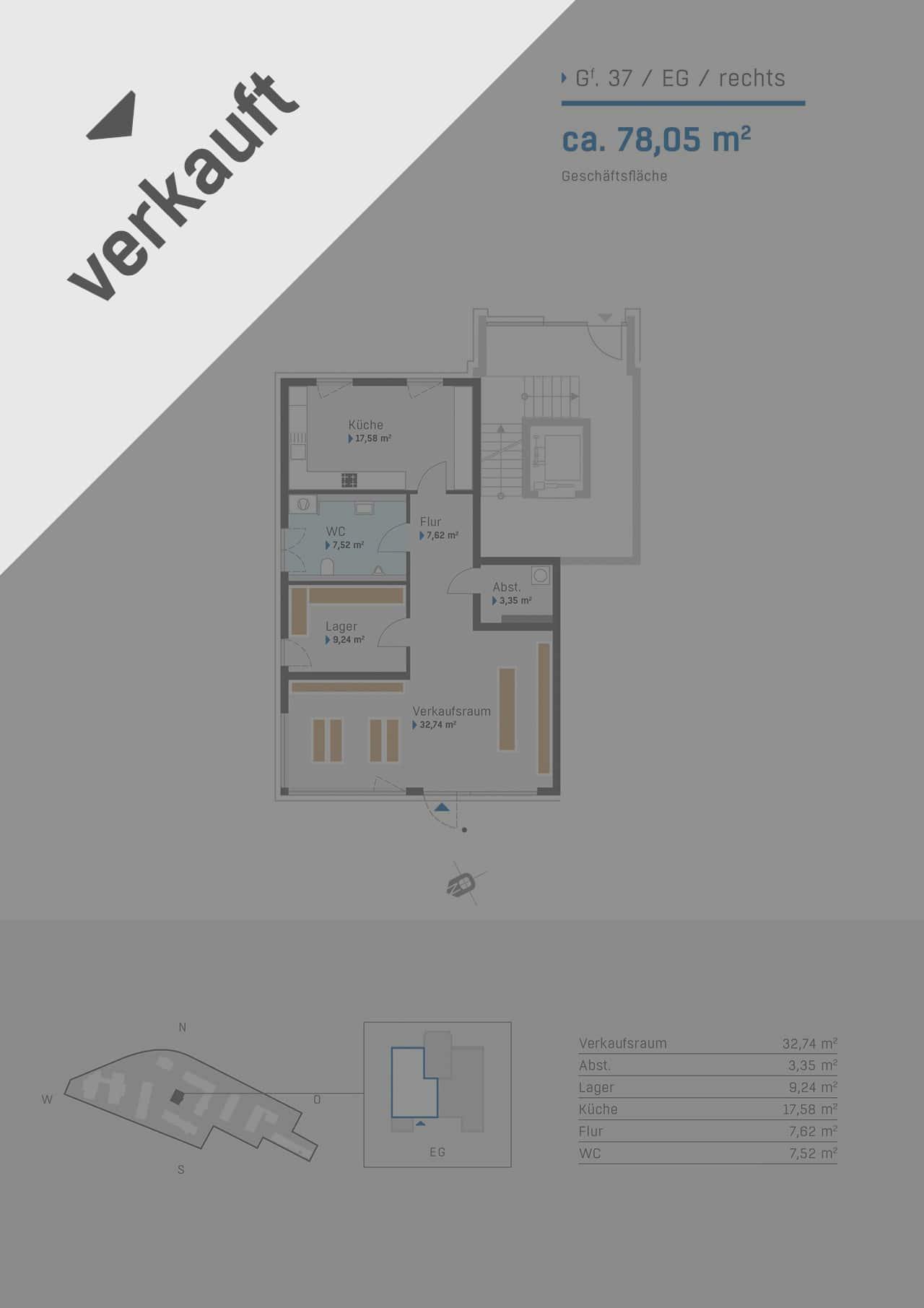 hugo49 Leben Haus2d Grundriss-Wo-37-EG Rechts verkauft