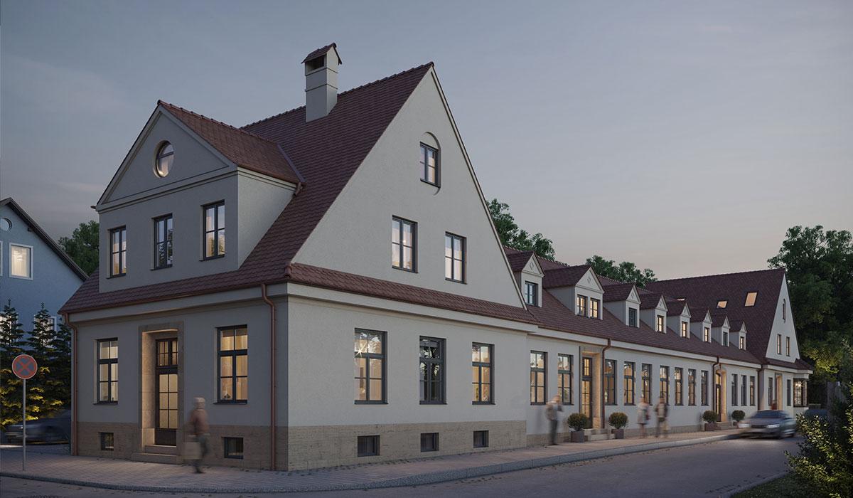 Haus 5: île – arbeiten und wohnen im Stadtquartier   hugo49