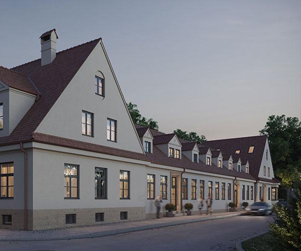 Haus 5: île – arbeiten und wohnen im Stadtquartier | hugo49